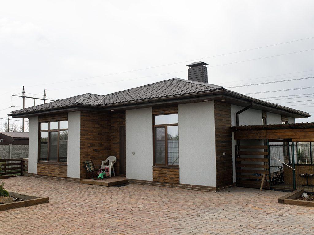 В чем состоят главные плюсы строительства дома под ключ?
